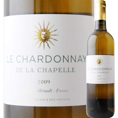 [2009] Le-Chardonnay-de-la-Chapelle Domaine-de-Saint-Dominique France (750 ml white wine)