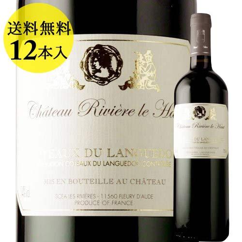 情况銷售12條裝的古典·紅色城堡·利物埃爾·魯奥2014年法國蘭船塢&rushon紅葡萄酒全部的身體750ml