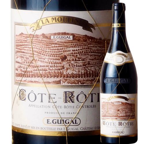 コート・ロティ・ラ・ムーリーヌ エティエンヌ・ギガル 2004年 フランス ローヌ 赤ワイン フルボディ 750ml【ギフト ワイン】【家飲み】