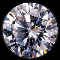 「ダイヤモンドルース 0.5ctUP E VS-1 3EX H&C 中央宝石研究所鑑定書付き」[n13]