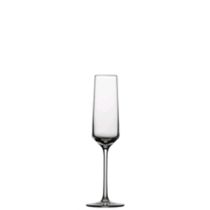 【送料無料】_6脚セット ショットツヴィーゼル ピュア フルート シャンパングラス【ワイングラス/カトラリー】【バー/カクテル】 北海道/沖縄/離島 追加送料あり