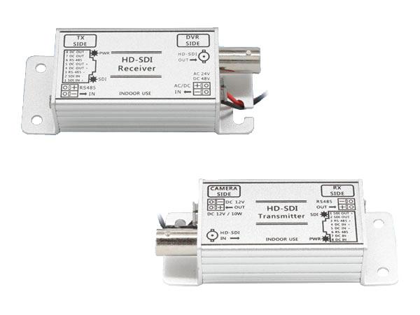 HD-SDI UTPワンケーブルユニット 1CHタイプ WTW-UHCP1001D