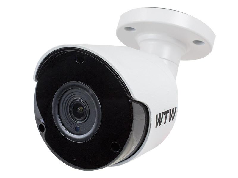 800万画素AHDシリーズ 屋外防滴仕様 小型赤外線カメラWTW-AR90EW