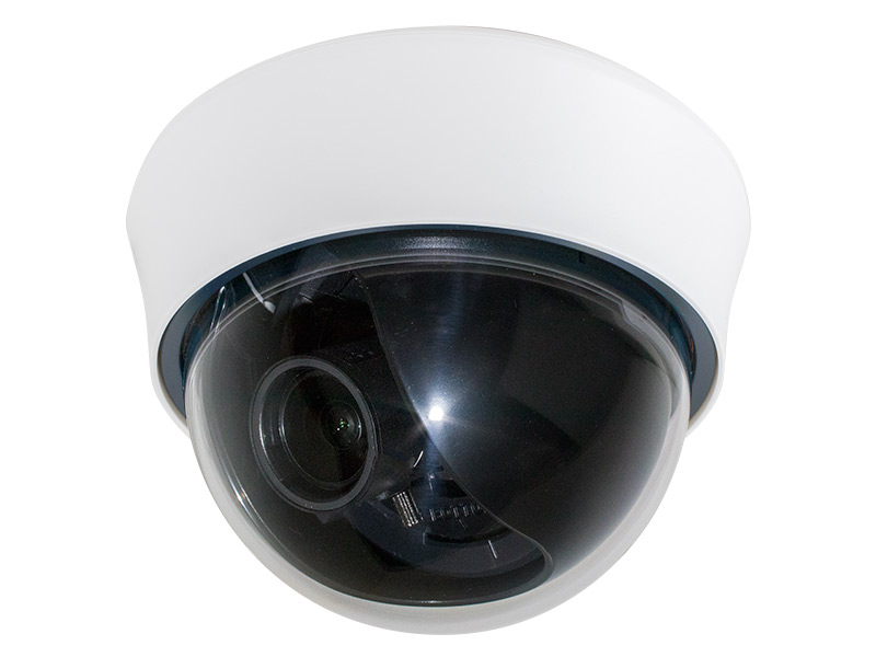 400万画素AHDシリーズ 屋内用 ドーム型カメラWTW-AHDC205YEW