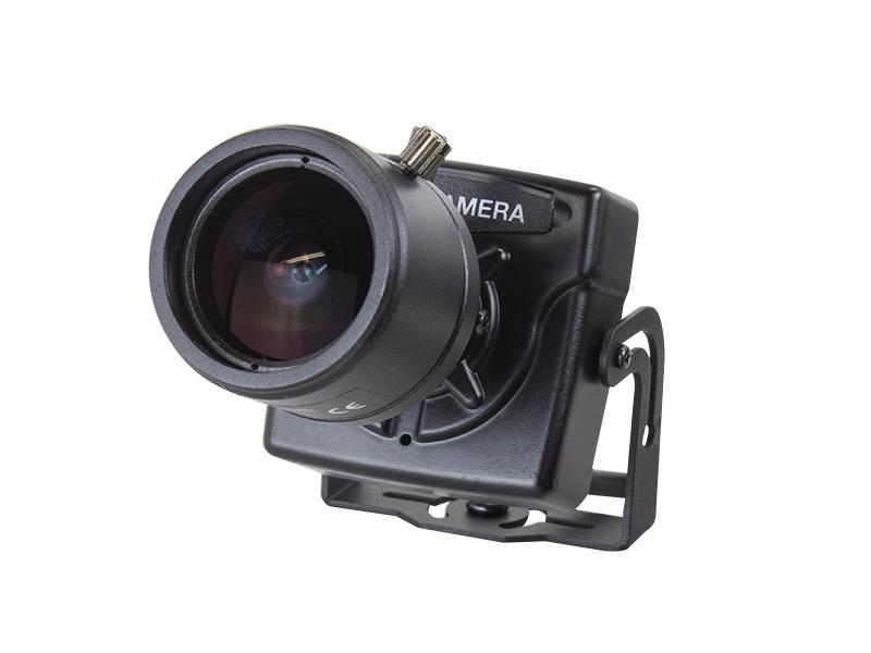 265万画素AHDシリーズ 屋内専用 ボードレンズ搭載 ミニチュアカメラWTW-AM84HJ-4