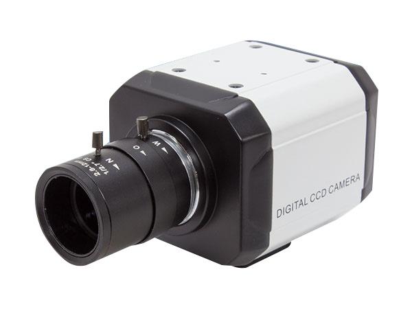 220万画素 高画質BOX型 PoE対応IPネットワークカメラWTW-PBP93HE