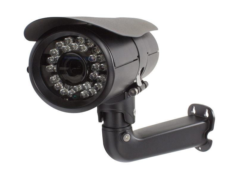 日本製【IPC 200万画素】IPカメラシリーズ 200万画素 屋外防滴温暖/寒冷地仕様 望遠監視向け 赤外線カメラWTW-PR823FH6