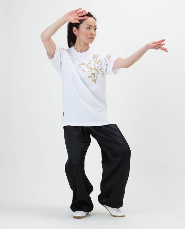 Bespoke silletti Tai Chi pants