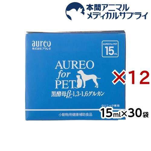 アウレオ for ペット(15ml*30袋*12箱セット)【2003_ss_item】