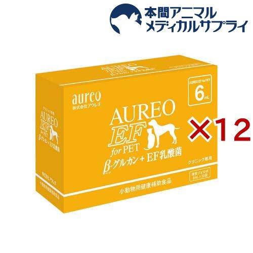 アウレオEF for ペット(6ml*30袋*12箱セット)