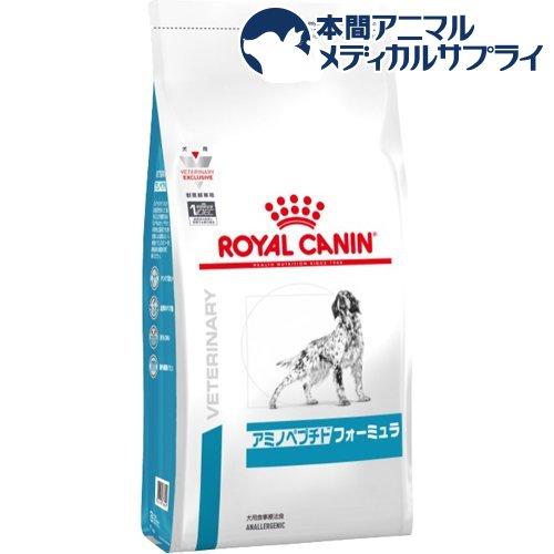 完売 ロイヤルカナン療法食 ロイヤルカナン 犬用 アミノペプチド ドライ 新作 大人気 フォーミュラ 3kg
