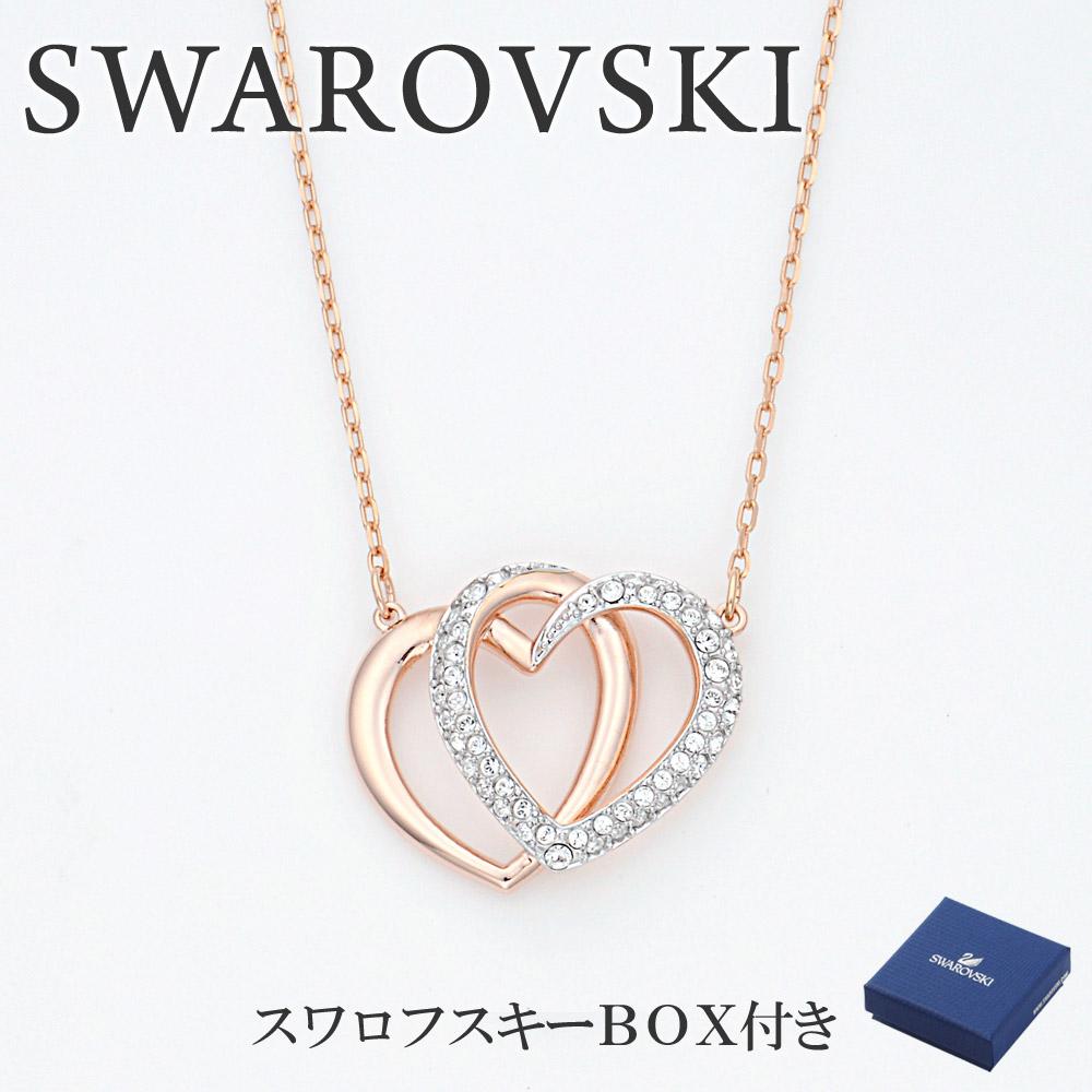 スワロフスキー ネックレス SWAROVSKI 5194826 ゴールド/シルバー