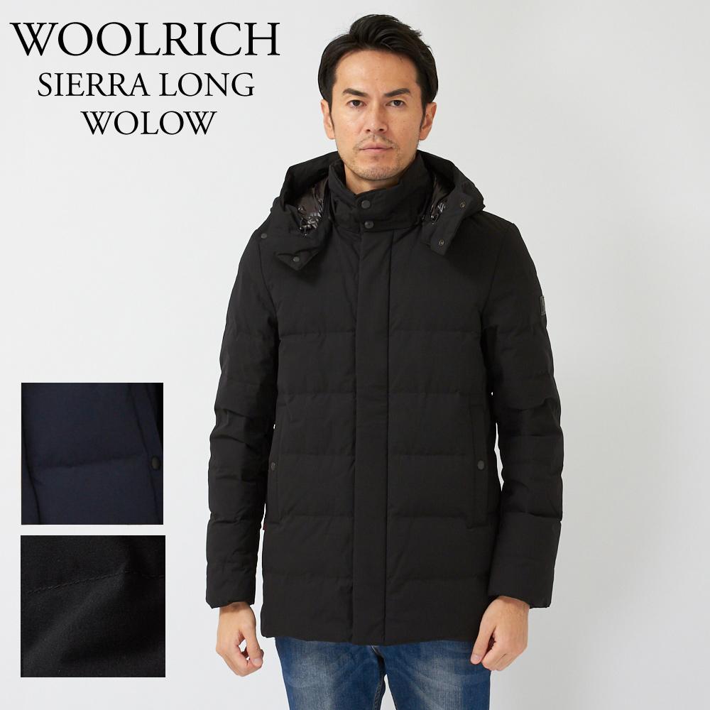 ウールリッチ ダウンジャケット シエラロング WOOLRICH SIERRA LONG WOLOW 0009 【dwm】【wtd】【お取り寄せ】