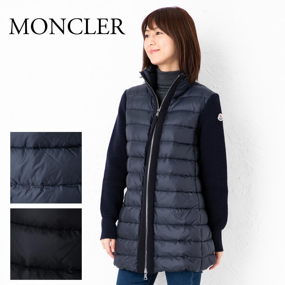モンクレール レディース ダウンニット MONCLER 94558 00 A9018 【dwl】【wtc】