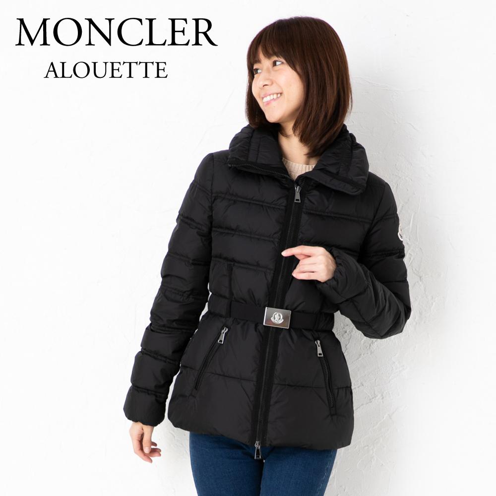 モンクレール レディース ダウンジャケット MONCLER 46385 05 C0230 ALOUETTE ブラック(999) 【dwl】【wtc】