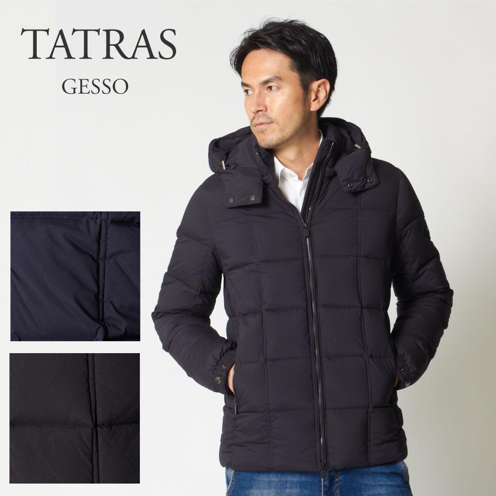タトラス TATRAS メンズダウンジャケット GESSO MTA19A4569 選べるカラー