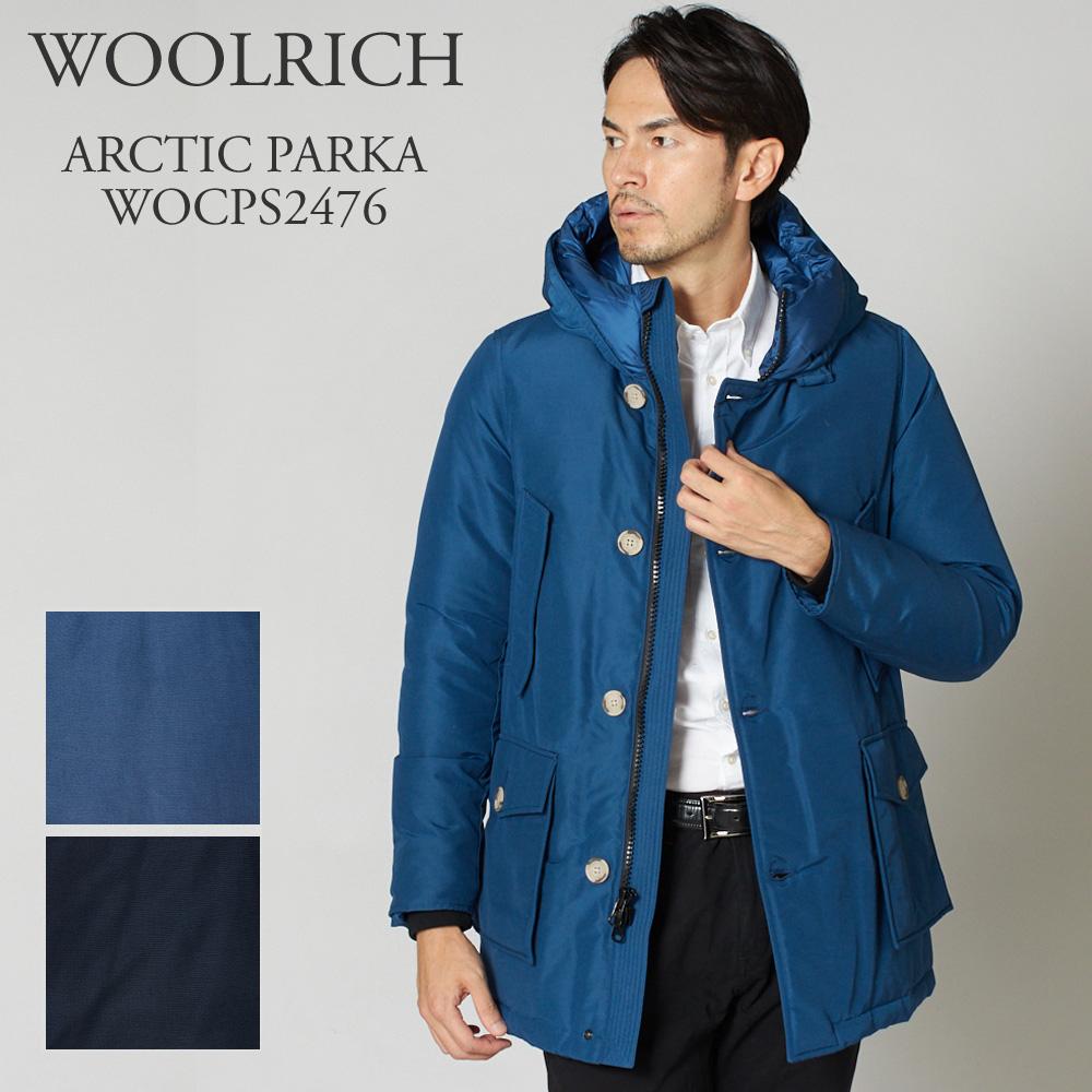 ウールリッチ WOOLRICH ダウンコート ARCTIC PARKA WOCPS2476