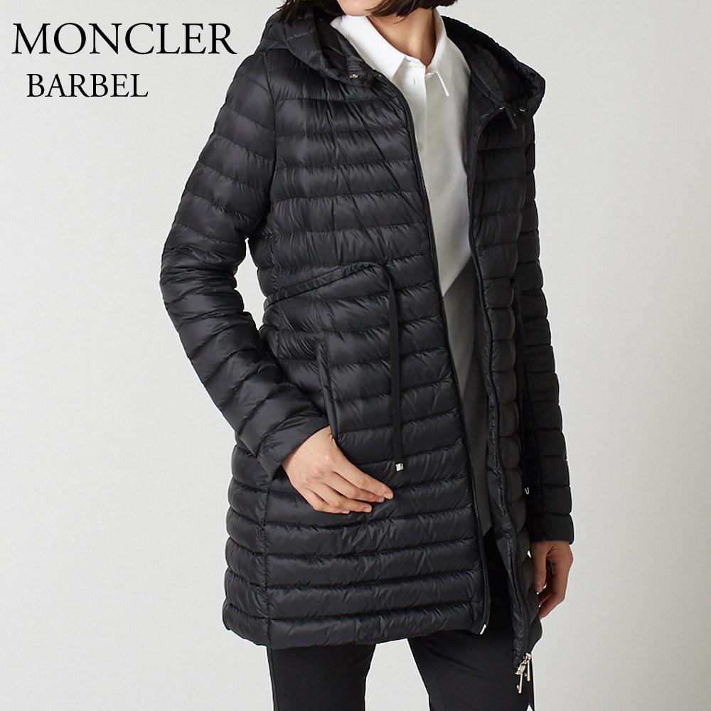 モンクレール MONCLER レディース ダウンコート 49312 99 53048 BARBEL ブラック