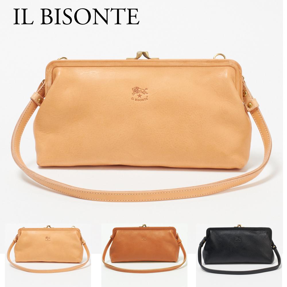 イルビゾンテ バッグ ショルダーバッグ IL BISONTE A2232P 選べるカラー 【bgl】