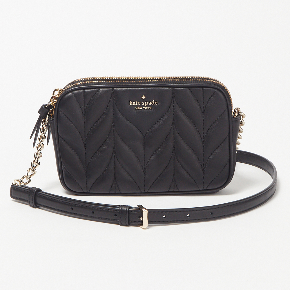 521187249d29 ケイトスペード KATE SPADE ショルダーバッグ アウトレット WLRU5244 【KENDALL】 briar lane quilted  ブラック(