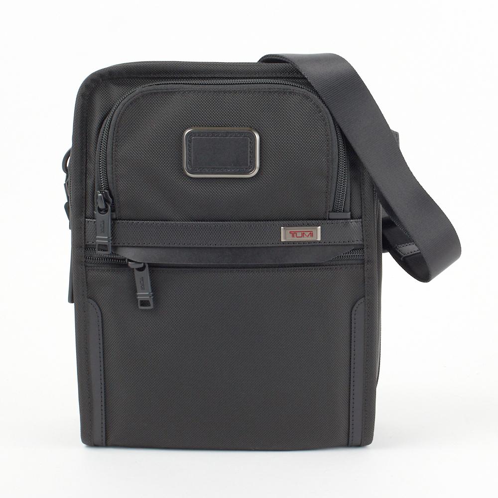 トゥミ TUMI ショルダーバッグ 【ALPHA:アルファ3】 2203116 ORGANIZER TRAVEL BAG ブラック(BLACK) 【bgm】【knc】
