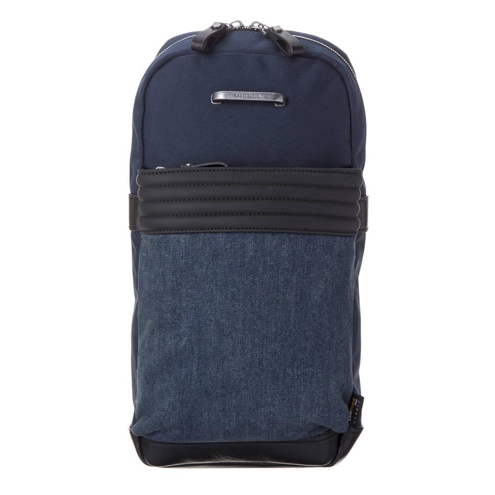 ディーゼル DIESEL バッグ ボディバッグ 【URBANPROOF】 Blue Indigo/Blue Denim X05323 P1600 H6682