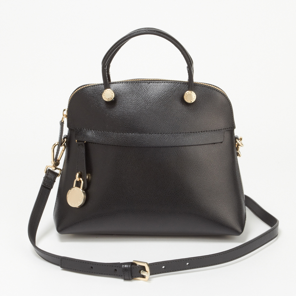 フルラ バッグ 2WAYバッグ FURLA BHV0 835664 PE0-ARE-O60 ONYX 【PIPER】 【bgl】【flk】