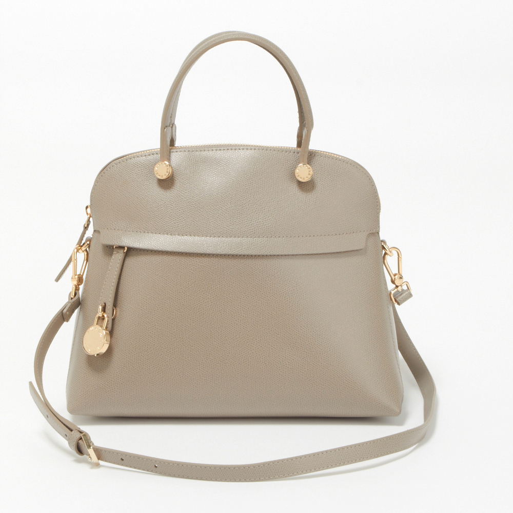 フルラ バッグ 2WAYバッグ FURLA BFK9 851235 PE0 ARE SBB SABBIA 【PIPER M DOME】