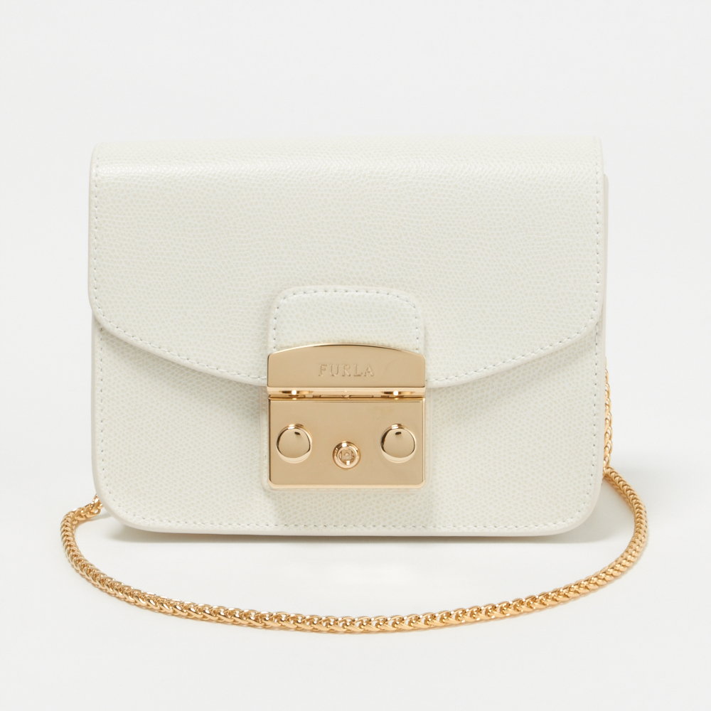 フルラ バッグ ショルダーバッグ FURLA BGZ7 820677 EP0-ARE-PET PETALO 【METROPOLIS MINI CROSSBODY】