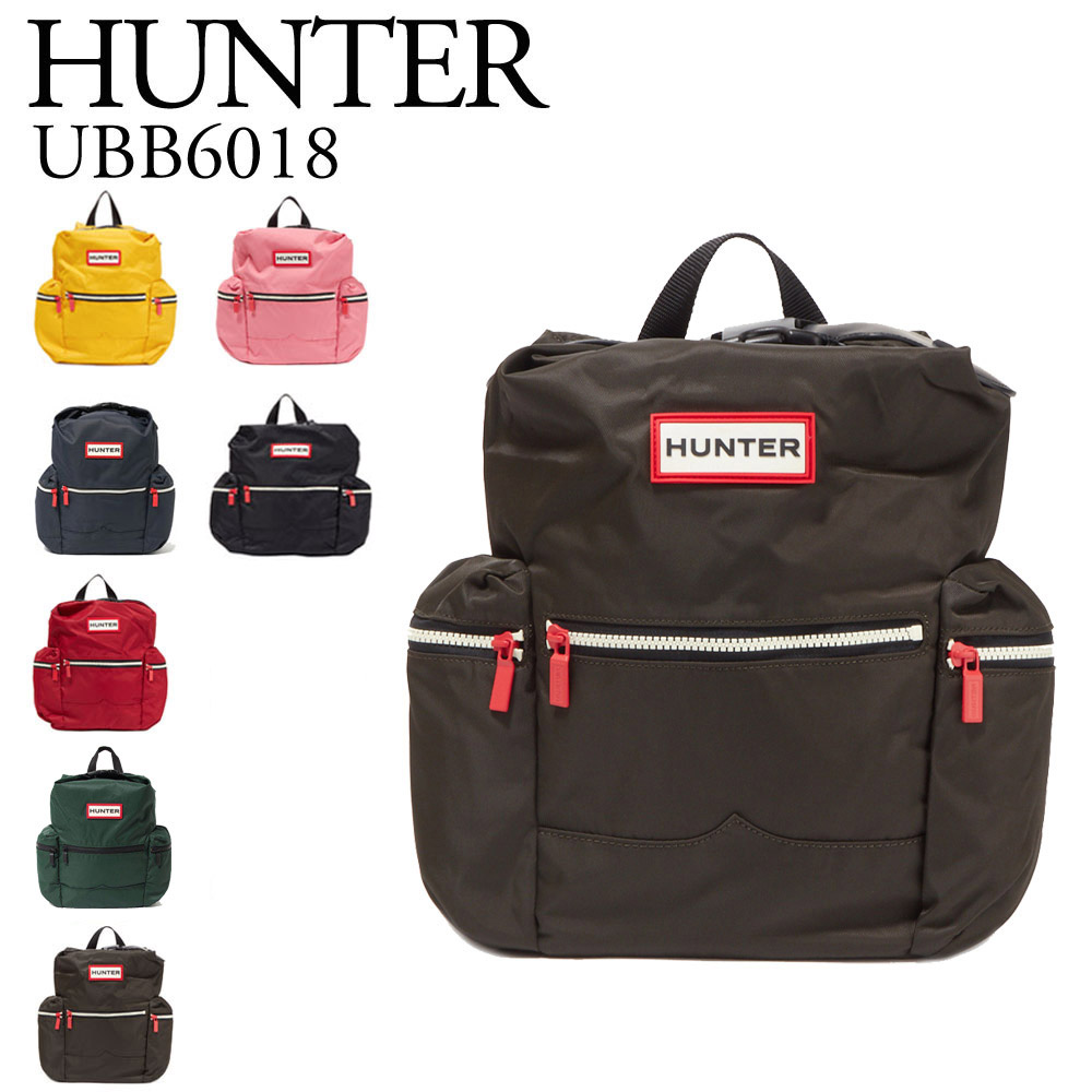 ハンター HUNTER バッグ バックパック UBB6018ACD 選べるカラー 【ORIGINAL MINI BACKPACK NYLON】