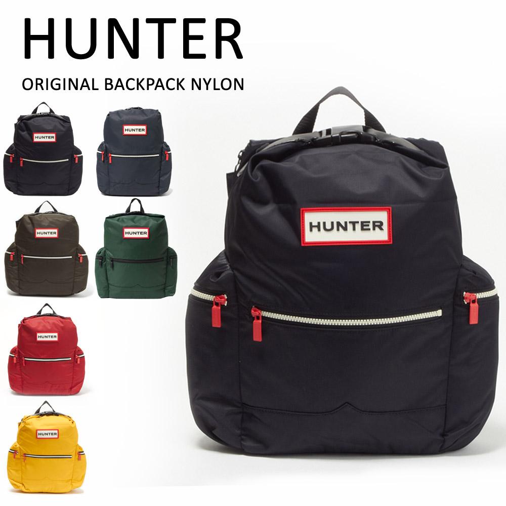 ハンター HUNTER バッグ バックパック UBB6017ACD 選べるカラー 【ORIGINAL BACKPACK NYLON】