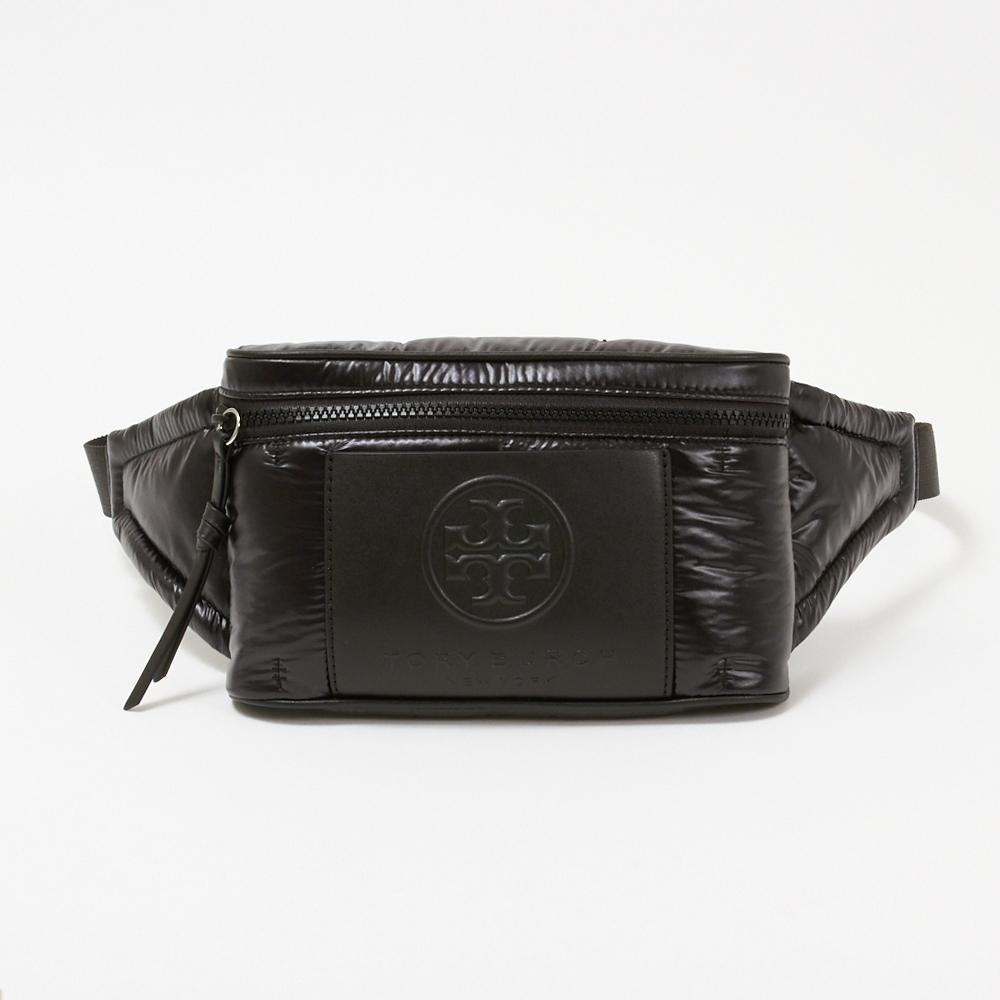 トリーバーチ TORY BURCH ウエストバッグ ベルトバッグ 56345 ブラック(001/BLACK) 【bgl】【bkb】
