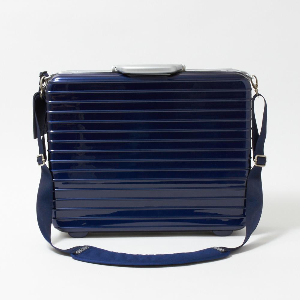 リモワ ビジネスバッグ メンズ アタッシュケース 【LIMBO:リンボ】 881.12.21.0 NIGHT BLUE 17L NIGHT BLUE RIMOWA 【bgl】【bgm】