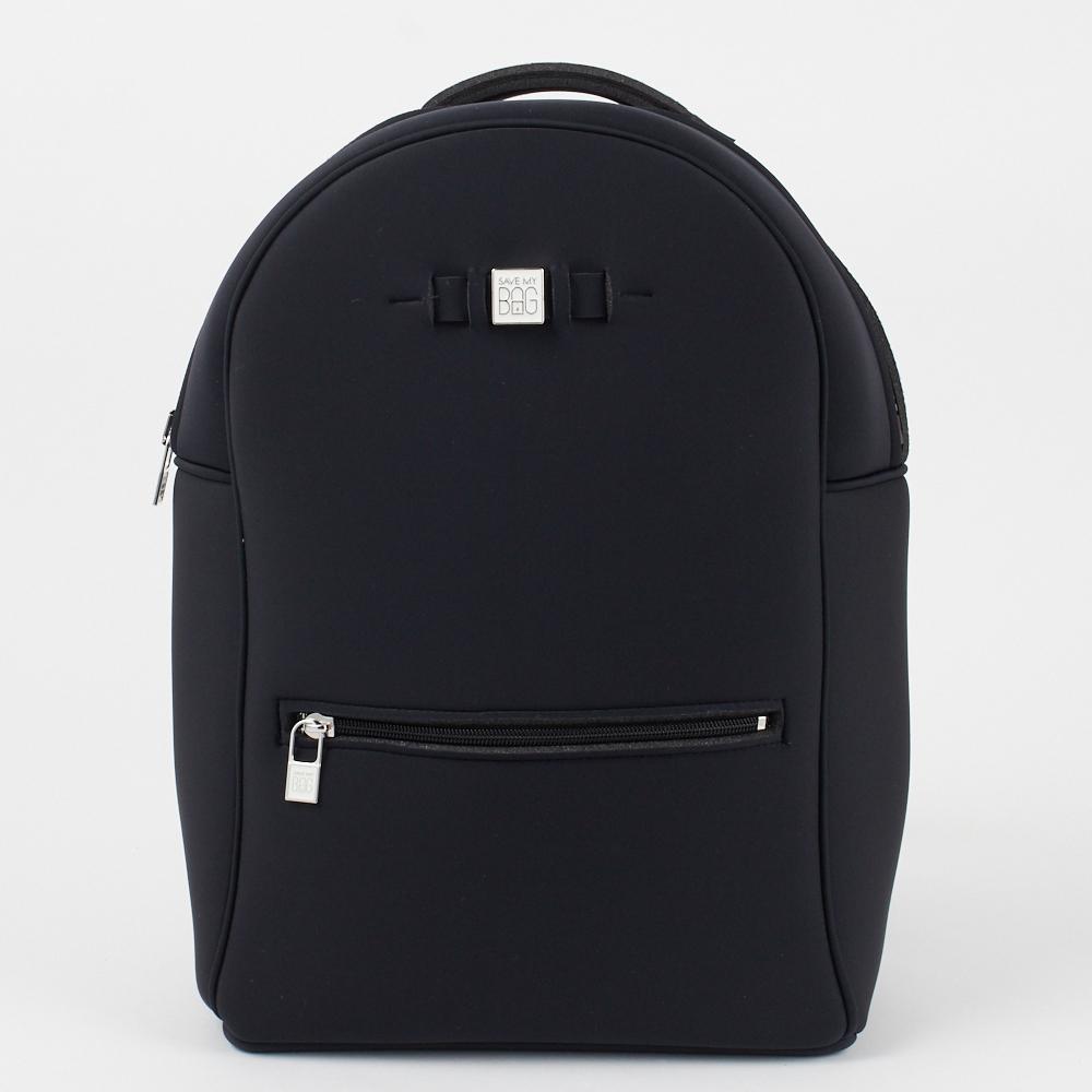 セーブマイバッグ リュックサック バックパック 【BACKPACK】 20200N ブラック(NERO) SAVE MY BAG 【bgl】【bkb】