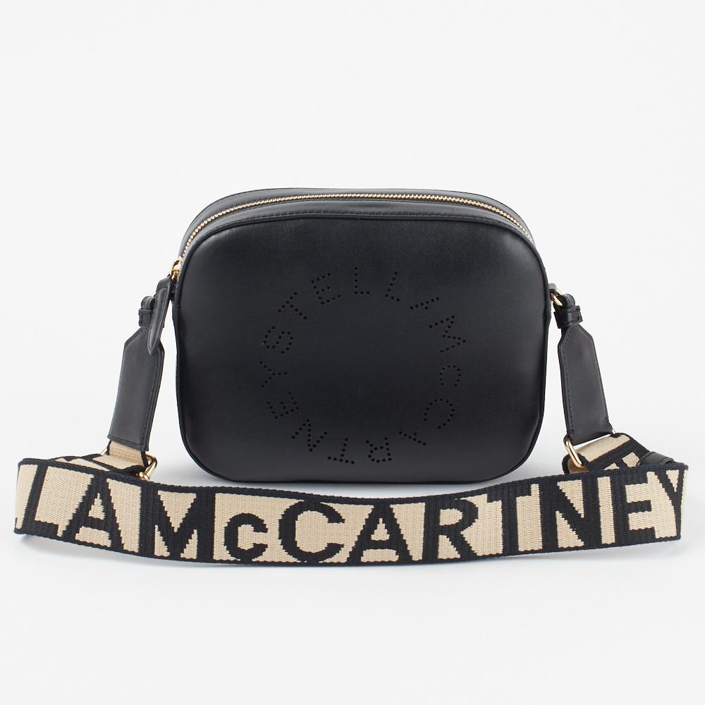 ステラマッカートニー ショルダーバッグ 【MINI CAMERA BAG】 700072 W8542 ブラック(1000/BLACK) STELLA MCCARTNEY 【bgl】