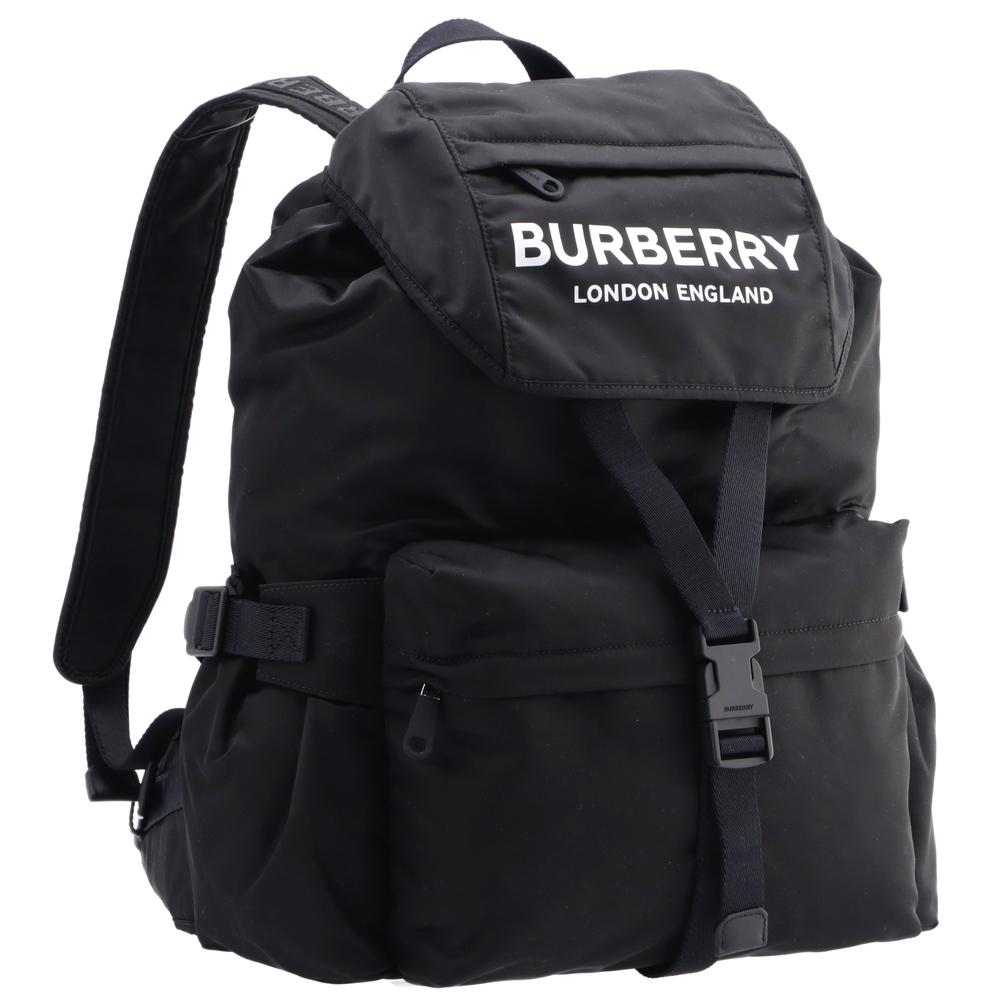 【56%OFF】バーバリー リュックサック バーバリー リュックサック 【A:LL WILFIN】 8010608 ブラック(BLACK) BURBERRY