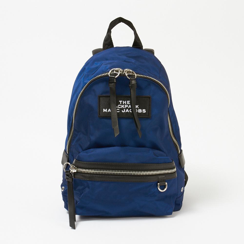 マークジェイコブス リュックサック バックパック 【THE BACKPACK】 M0015415 ブルー系(412/NIGHT BLUE) MARC JACOBS 【bgl】