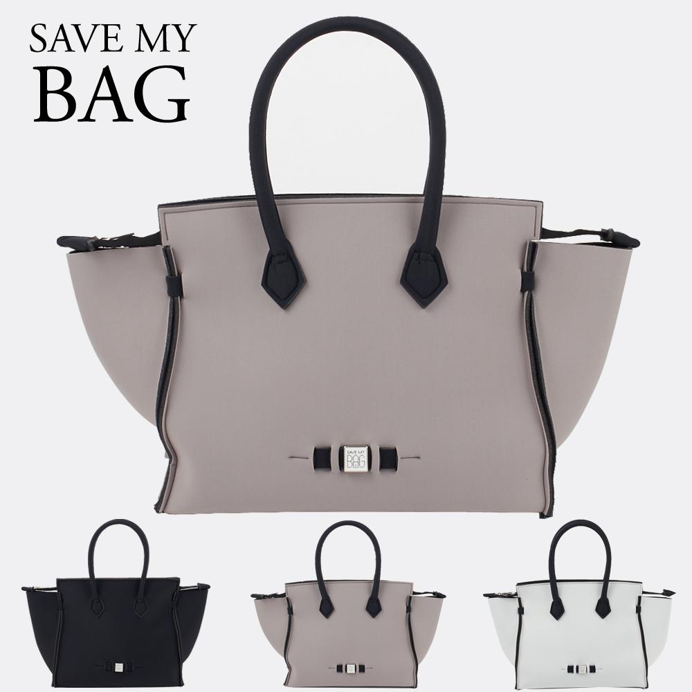 セーブマイバッグ トートバッグ 【AMANDA】 2170N 選べるカラー SAVE MY BAG 【bgl】