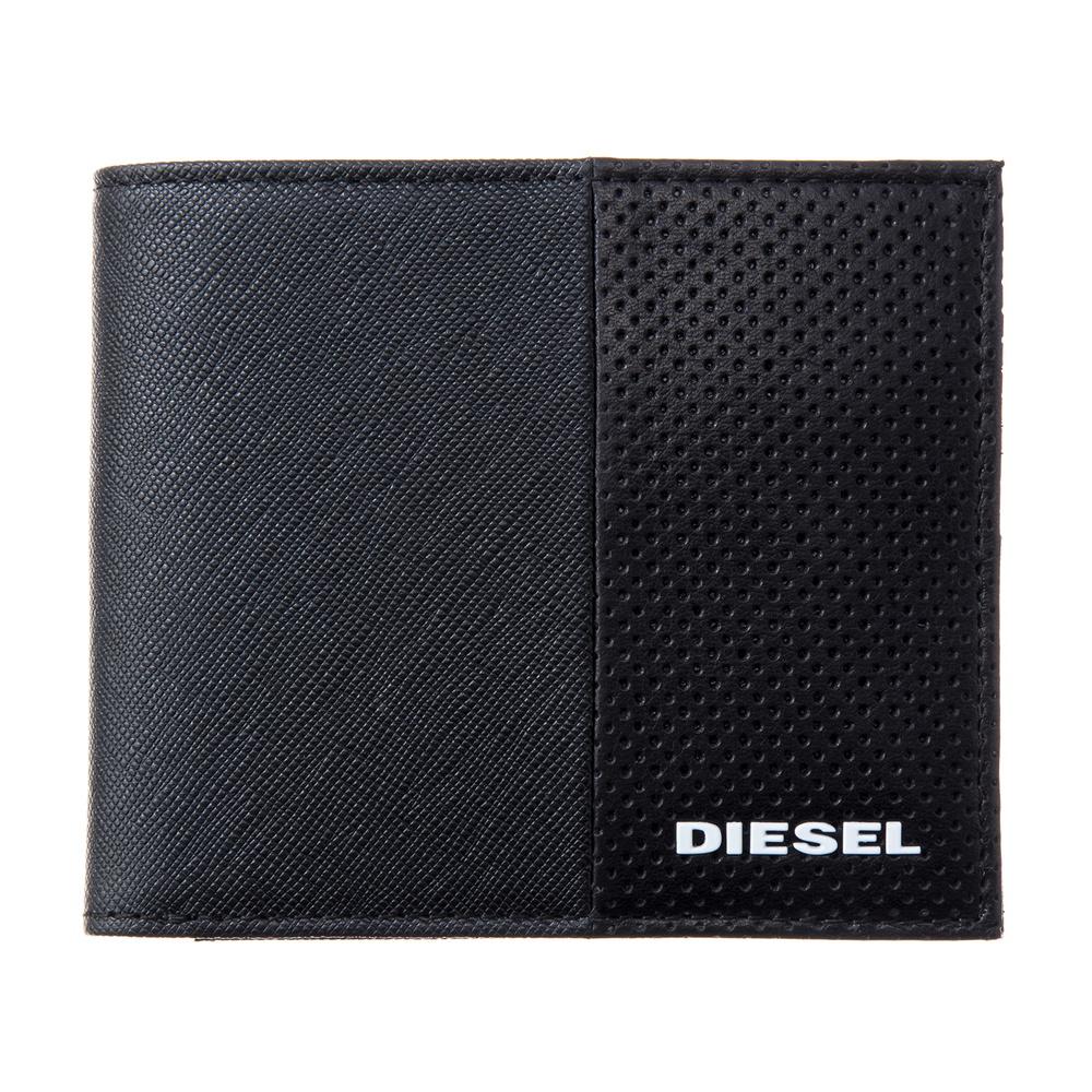 ディーゼル DIESEL 折財布 【CORBOLA】 X06123 P2301 ブラック(T8013) 【skm】