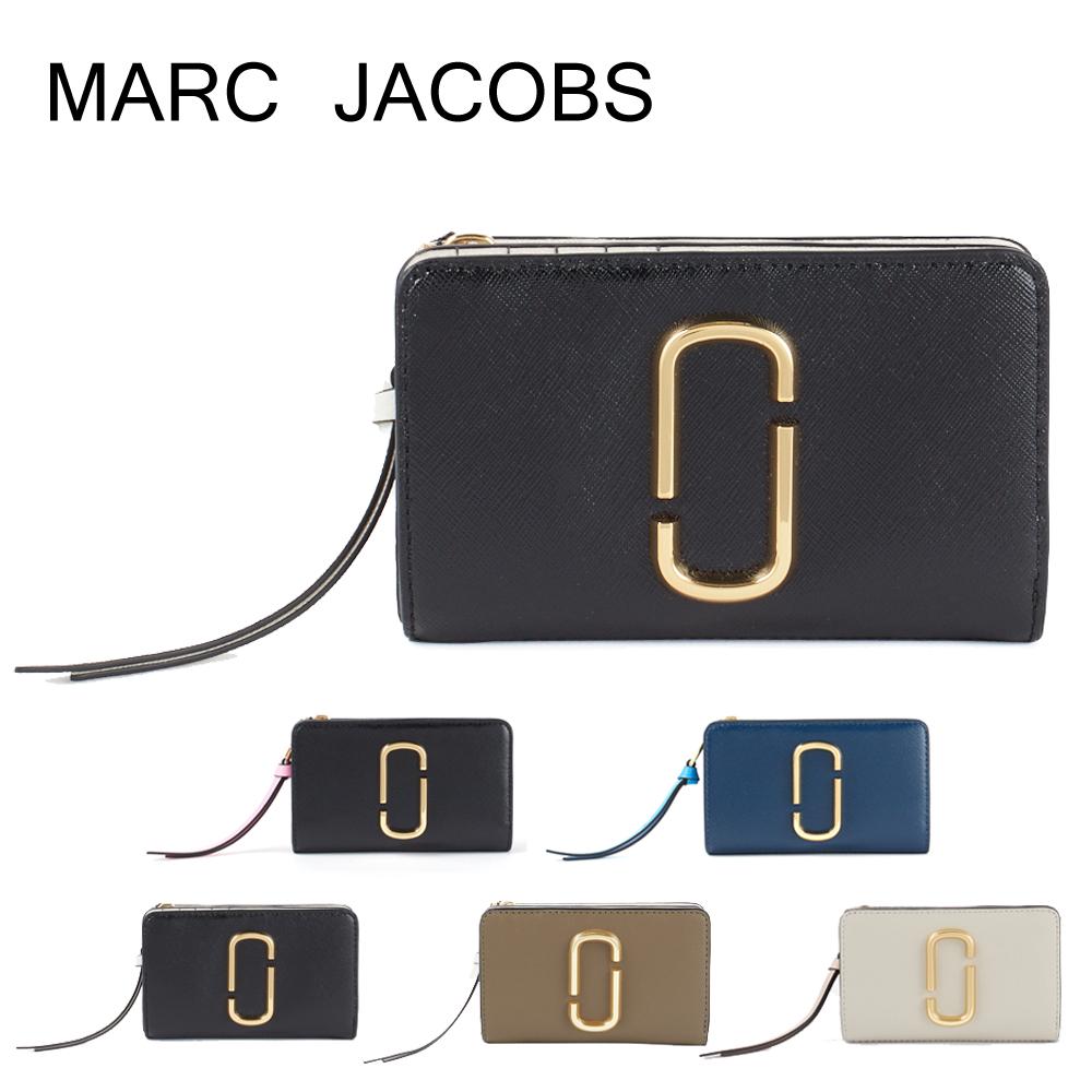 マークジェイコブス MARC JACOBS 折財布 【SNAPSHOT:スナップショット】 M0014281 選べるカラー 【skl】