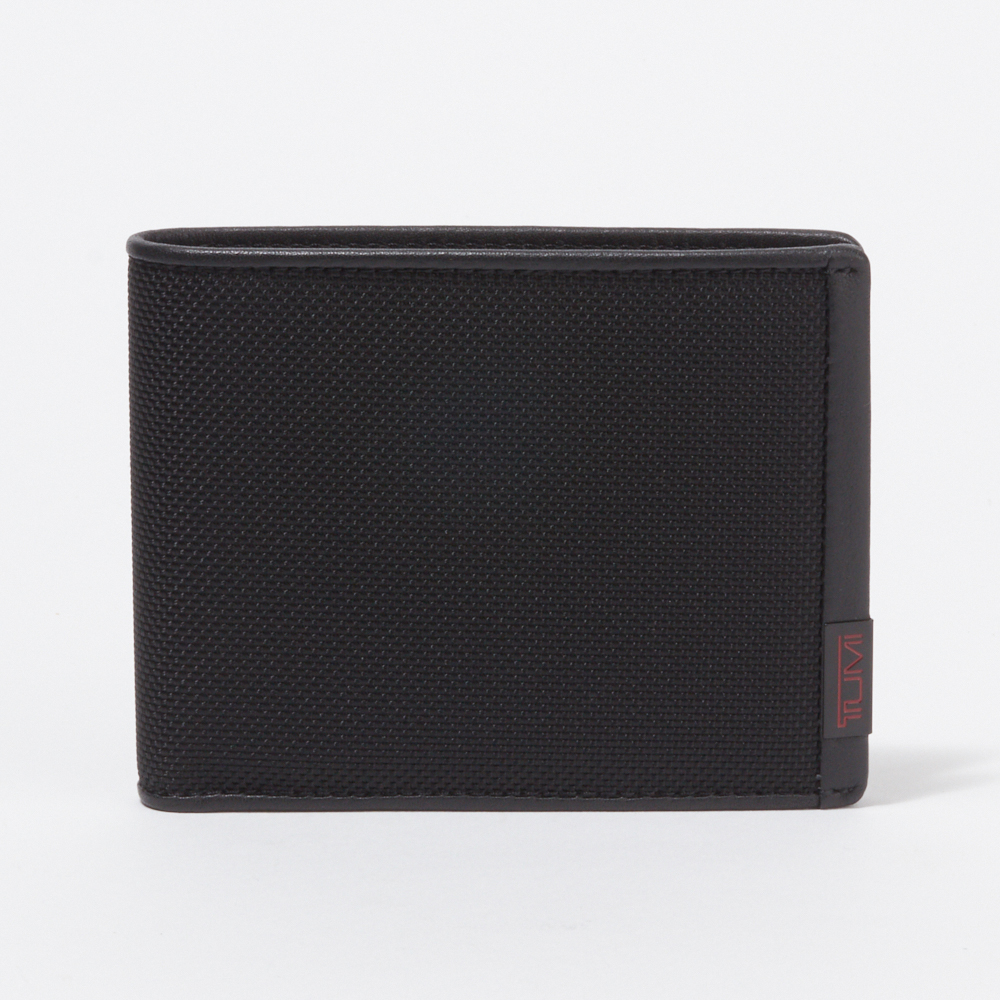 081abf7b858b トゥミTUMI財布折財布【GlobalWalletWithCoinPocket】BLACK119237DIDALPHASLG