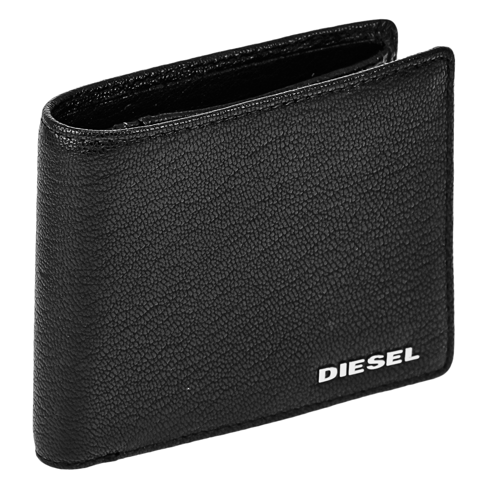 ディーゼル 折財布 【THESTARTER】 X06757 P3043 ブラック(H8042) DIESEL 【skm】