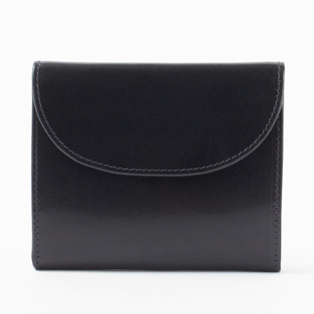 ホワイトハウスコックス 折財布 ES1058 ブラック(SADDLE BLACK) WHITE HOUSE COX 【skm】