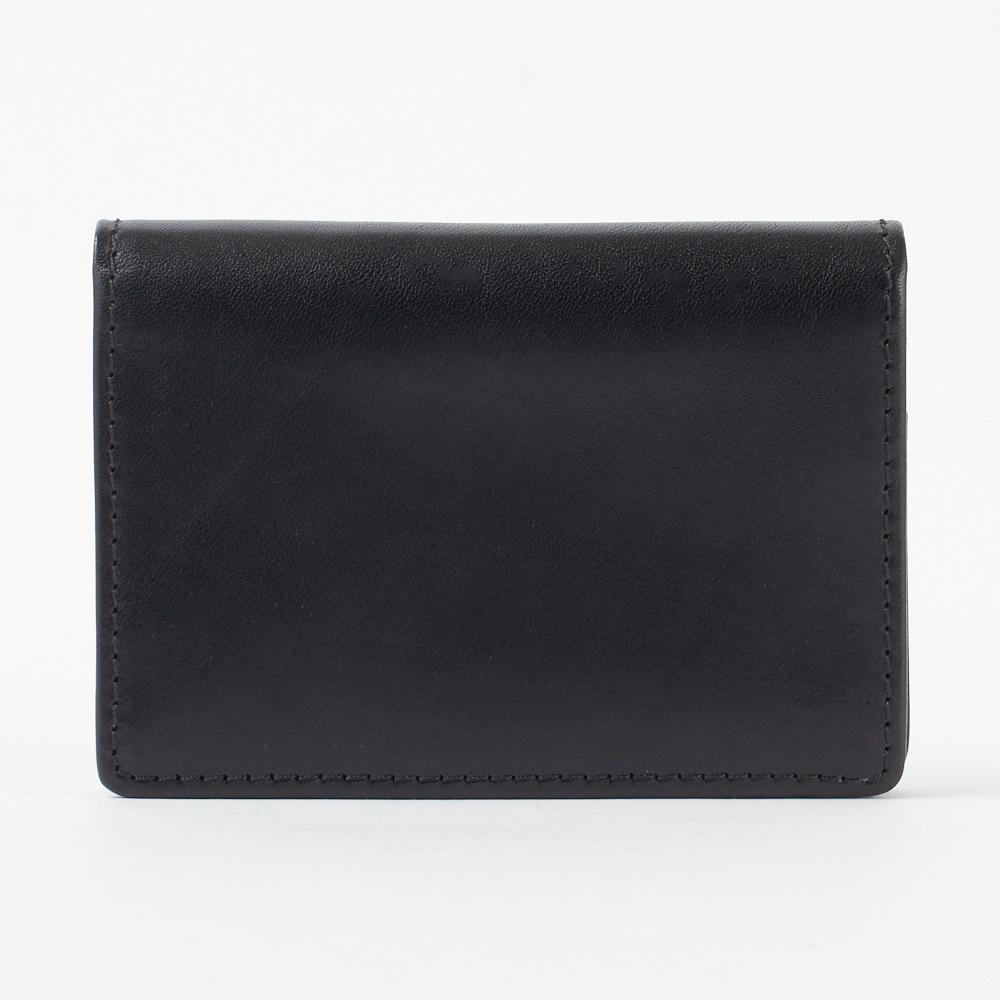 ホワイトハウスコックス カードケース ES2380 ブラック(SADDLE BLACK) WHITE HOUSE COX 【skm】