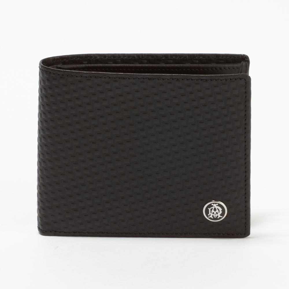 ダンヒル 財布 折財布 DUNHILL L2V332A MICRO D8 ブラック 【skm】