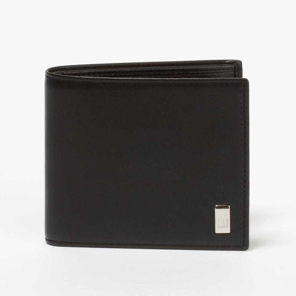 ダンヒル 折財布 DUNHILL QD3070A ブラック SIDECAR 【skm】