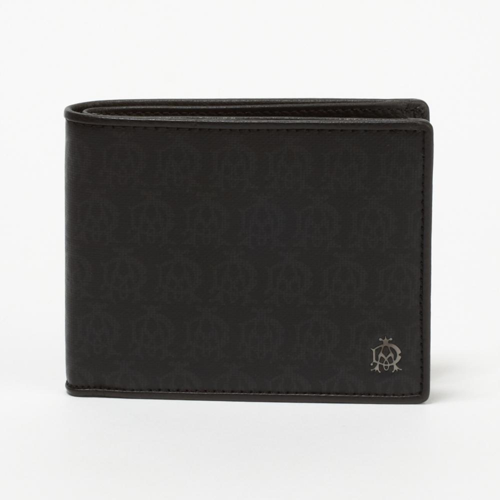 ダンヒル 折財布 DUNHILL L2PA32A ブラック WINDSOR 【skm】