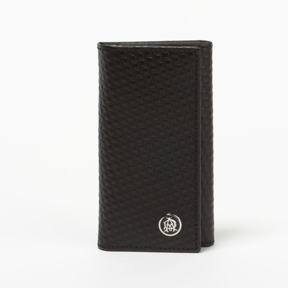 ダンヒル キーケース DUNHILL L2V350A ブラック MICRO D-EIGHT 【お取り寄せ】