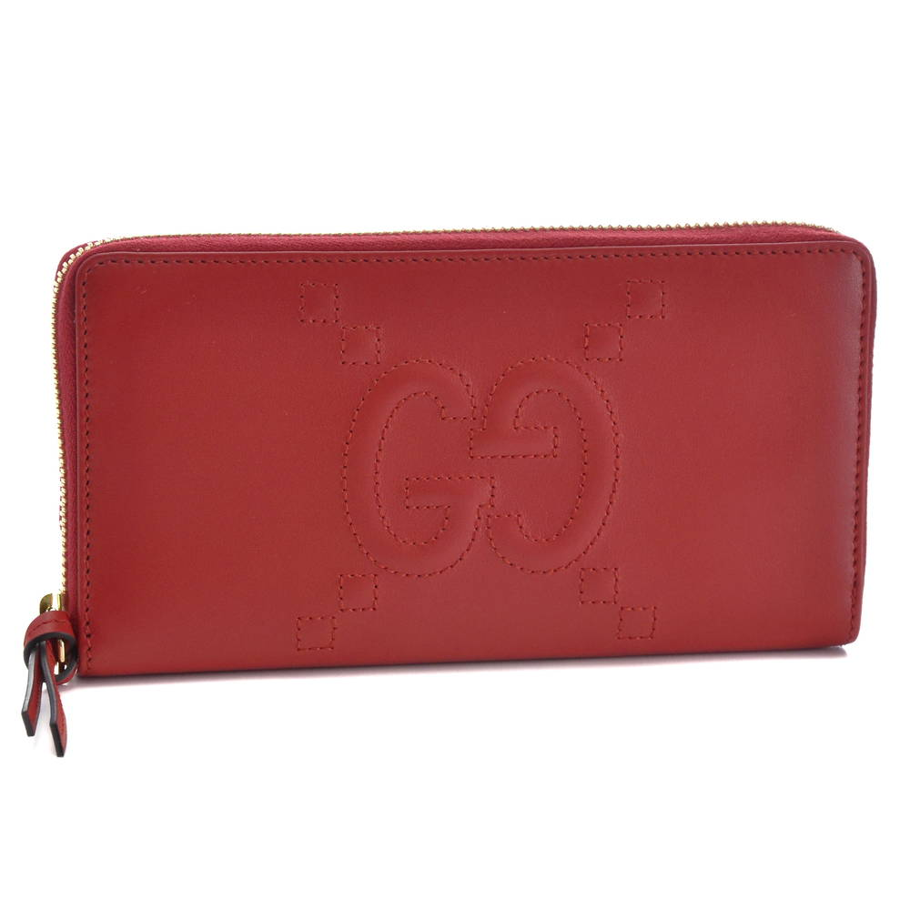 outlet store 681be 91d13 新品 】 グッチ GUCCI 長財布 453393 DTDAG 6433 HIBISCUS RED ...