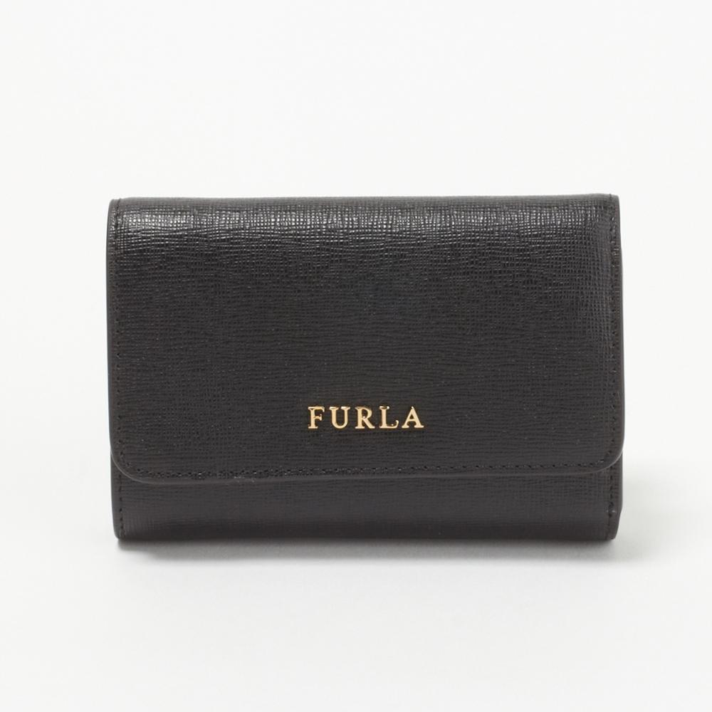フルラ FURLA 財布 三つ折財布 PR76 872817 BAB B30 O60 ONYX 【skl】【knb】